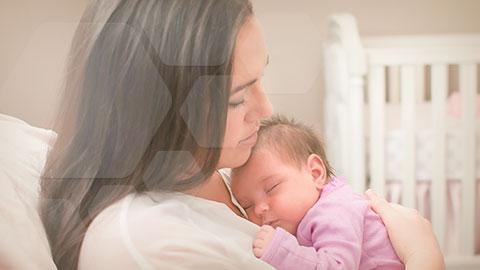 Ayudando a las nuevas mamás