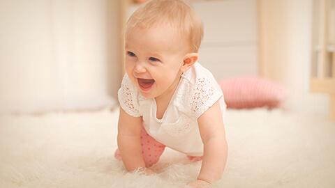 El mundo de tu bebé a los 8 meses