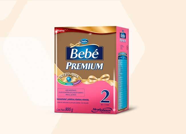 Sancor Bebé Premium 2