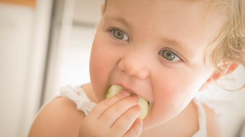 Alimentación de mi bebé