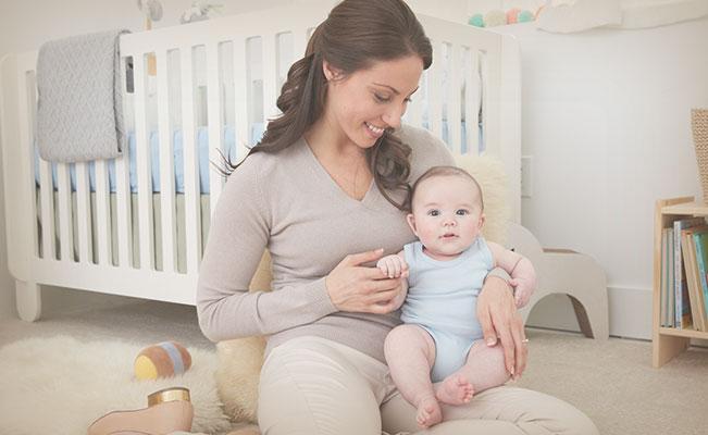 ¿Qué puedes hacer en caso de que tu bebé tenga diarrea?