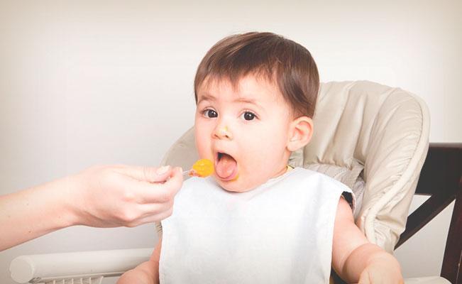 La alimentación durante los primeros 6 meses de vida